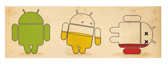 controlar la batería de android