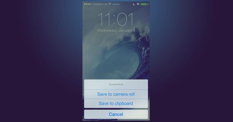 ClipShot para iOS