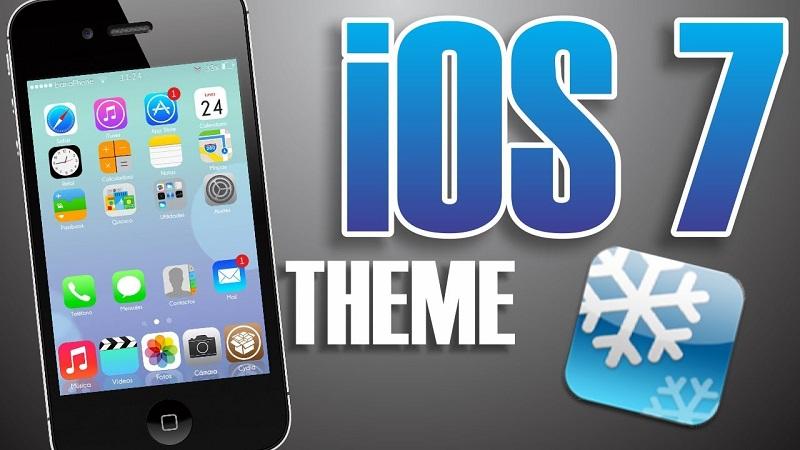 winterboard para iOS 7