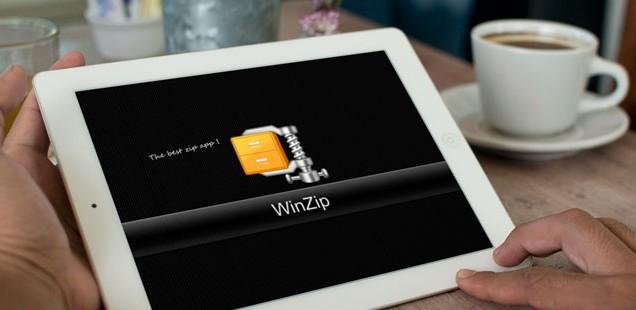 winzip para iOS 7