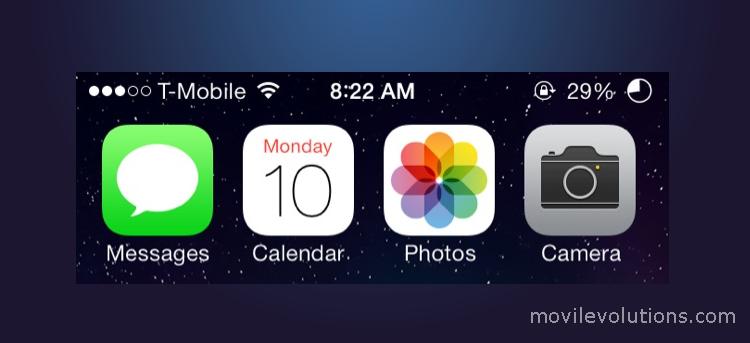 Circulay Battery para iOS