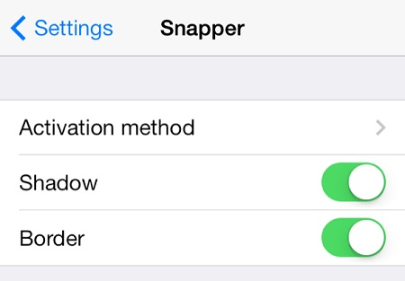 Snapper-