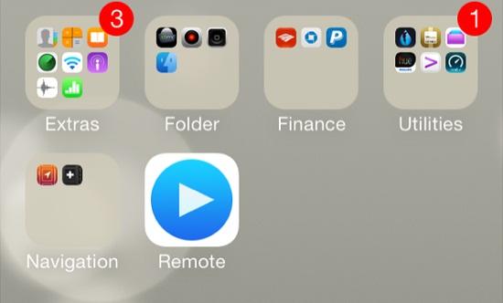 colorear insignias de aplicaciones en iOS-