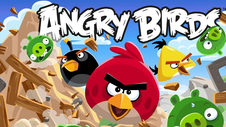 Angry Birds para iOS y Android