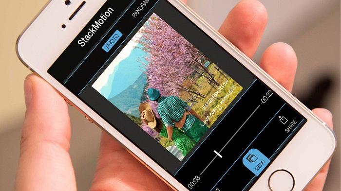 StackMotion para iOS