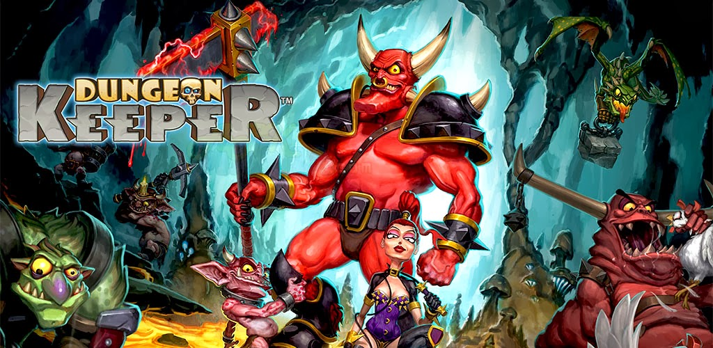 VDungeon Keeper v1.0.33 APK