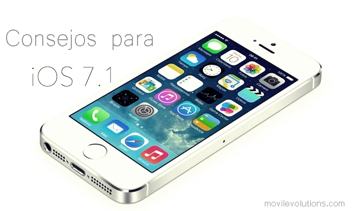 consejos para iOS 7.1