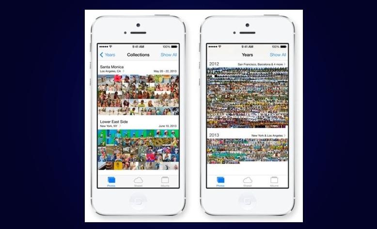 eliminar la geolocalización de nuestras fotos en el iPhone