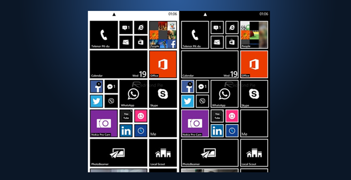 fondos negro para windows Phone0