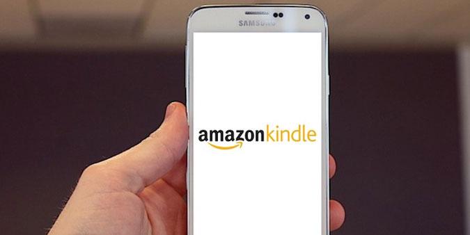 Kindle-on-Samsung