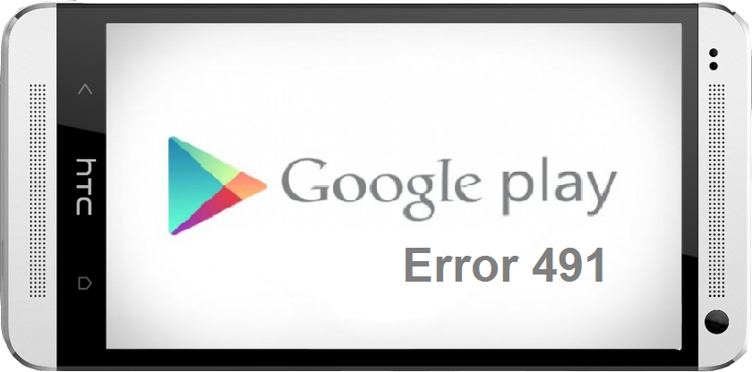 Error 491