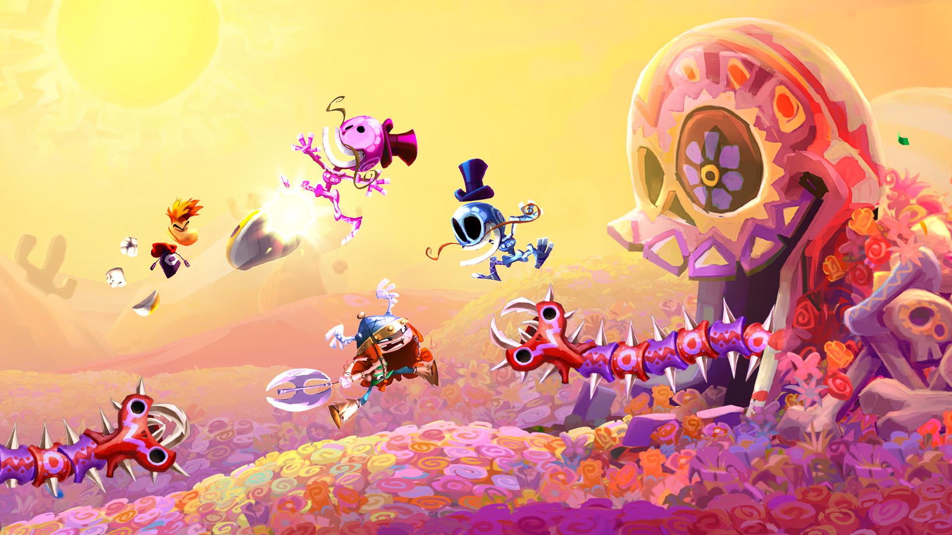 Rayman-Fiesta-Run-2