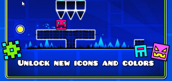 Geometry Dash descarga para iPhone