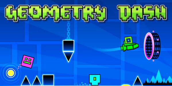 Geometry Dash el juego