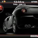 Tema Black Ferrari