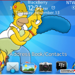 Tema caricatura- The Simpsons