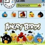 Tema Angry Birds plushies