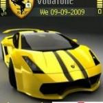 tema Lamborghini