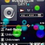 temas para Sony Ericsson J105 Naite