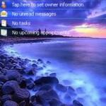 Temas para Sony Ericsson XPERIA X1